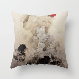 The Cobra's Breath Throw Pillow