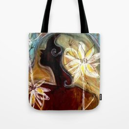That Girl #2 Tote Bag
