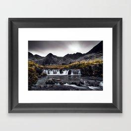 Fairy Pools - Isle Of Skye Framed Art Print
