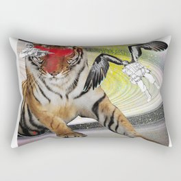 Gunpowder Eyes Rectangular Pillow