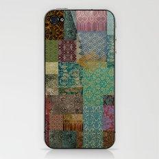 Bohemian Quilt iPhone & iPod Skin