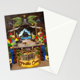 Pirates Cove Stationery Cards