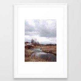 Dryden, NY Framed Art Print