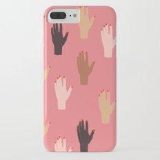 LADY FINGERS iPhone 7 Plus Slim Case