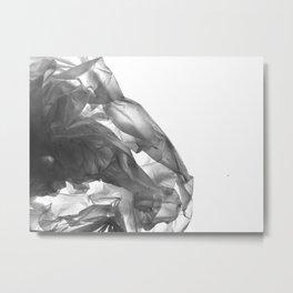 Plastic Smoke Metal Print