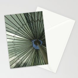 Buddha parachute Stationery Cards