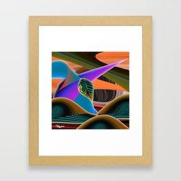 Mother by Kenny Rego Framed Art Print