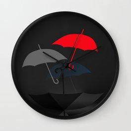 ombrelli Wall Clock