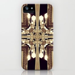 Urban Light Noir iPhone Case