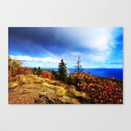 up north Canvas Print