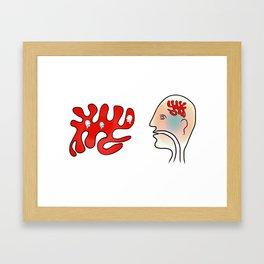 Rigs Framed Art Print