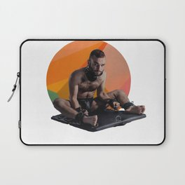 All tied up Laptop Sleeve