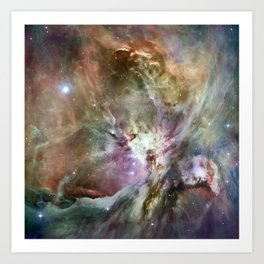 Orion Nebula 2 Art Print