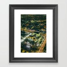 Downtown CDMX Framed Art Print