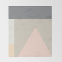 Pasteli Geometrico Throw Blanket