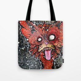 William the Cat Tote Bag
