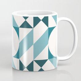 Bohemian Geometric Pattern 01A Coffee Mug