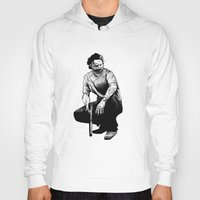 rick grimes Hoodies featuring Rick Grimes by Naomi Bell