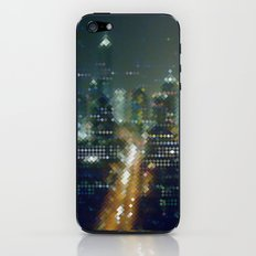 Electric City 3 iPhone & iPod Skin