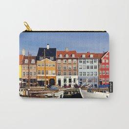 Copenhague // Copenhagen - Nyhavn Carry-All Pouch
