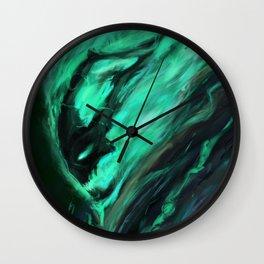 Thresh Wall Clock