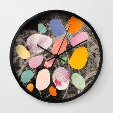 pebbles Wall Clock
