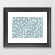 Control Your Game - Quarry Framed Art Print