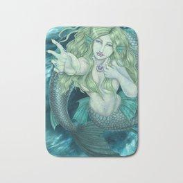 Mermaid Touch Bath Mat