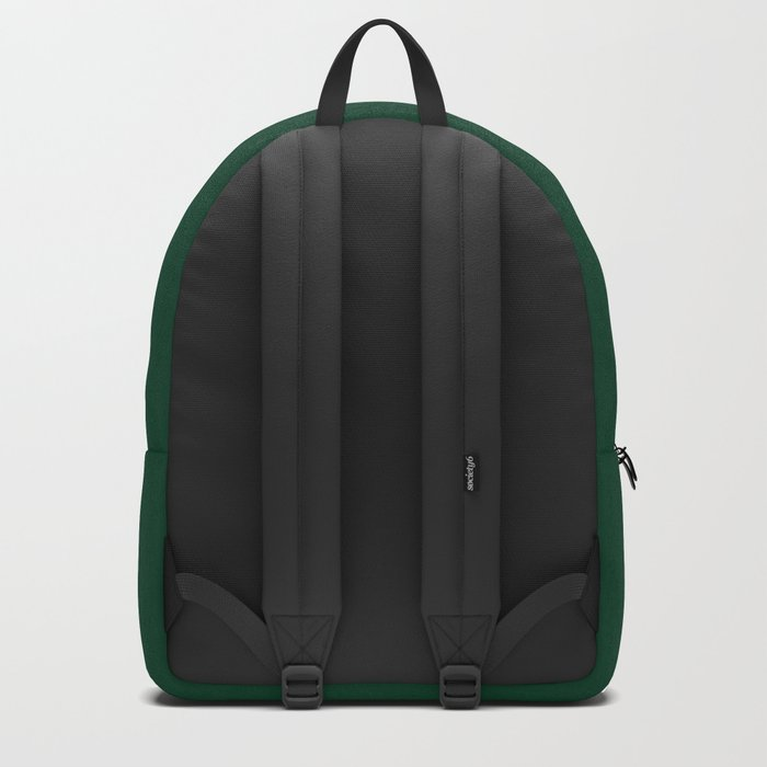 Green Dripping Agate Backpack