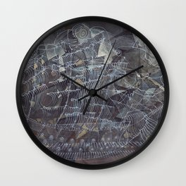 The Shipbuilders Wall Clock