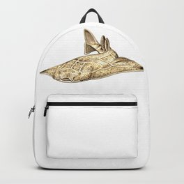 Angel shark Backpack