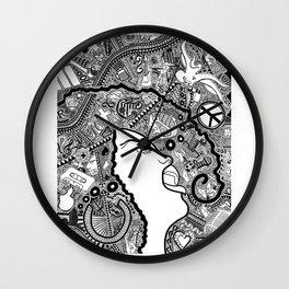 Soul Singer Wall Clock