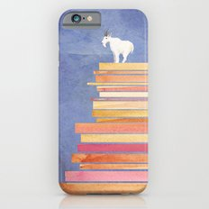 Goat on a Cliff Slim Case iPhone 6s