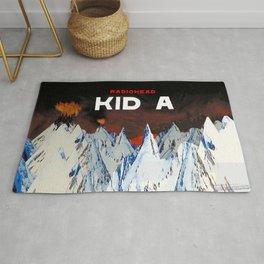 Kid A Rug