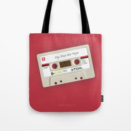 High Fidelity - Alternative Movie Poster Tote Bag