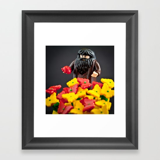 They'll love this class Framed Art Print