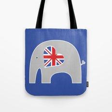 Earl Grey Elephant 2 Tote Bag