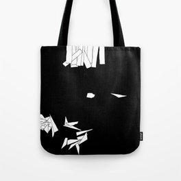 Fragmentation 2 Tote Bag
