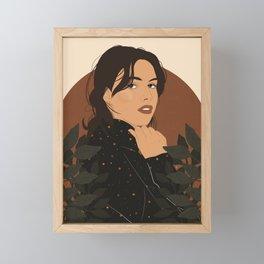 Starry Top Framed Mini Art Print