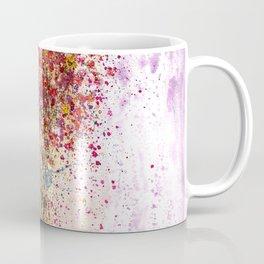 Flower Bouquet Watercolor Illustration Coffee Mug