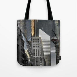 New york / Buildings Tote Bag