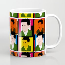 GEORGE ORWELL, English novelist and essayist, journalist and critic - best known for 1984 and Animal Farm Coffee Mug