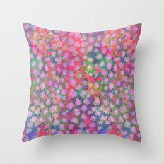 Leopard Pop Throw Pillow