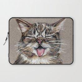 Cat *Lil Bub* Laptop Sleeve