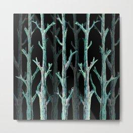 Death Forest Metal Print