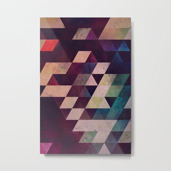 rycynstryckzhn Metal Print