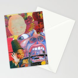 Great albums Stationery Cards