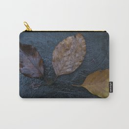 Leaves by Brian Vegas Carry-All Pouch