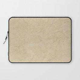 concrete Wall- Solid color Laptop Sleeve