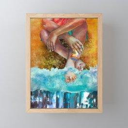 La medicina Framed Mini Art Print